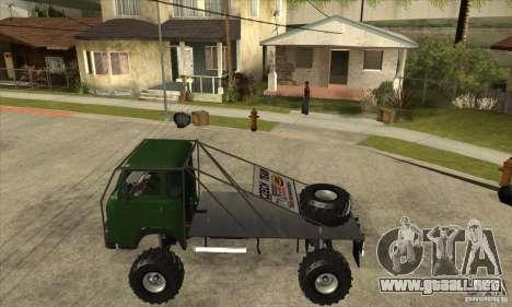 Avia A31 Trucktrial para GTA San Andreas left
