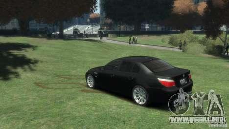 BMW M5 para GTA 4 left
