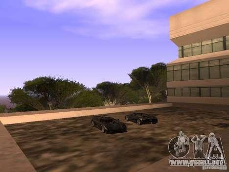 Koenigsegg CCXR Edition para las ruedas de GTA San Andreas