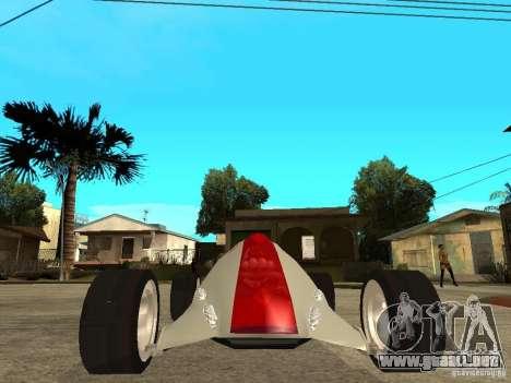 Nike One para la visión correcta GTA San Andreas