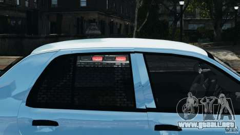Ford Crown Victoria Police Unit [ELS] para GTA motor 4