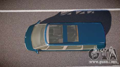 Renault Grand Espace III para GTA 4 visión correcta