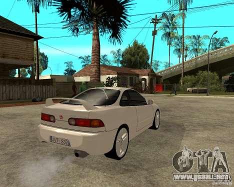 Honda Integra 1996 para GTA San Andreas