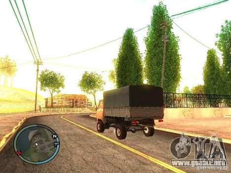 UAZ 330364 para la visión correcta GTA San Andreas