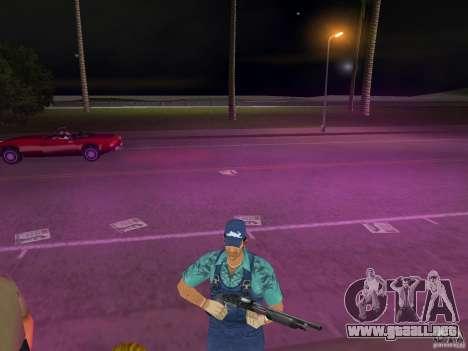 Pak domésticos armas para GTA Vice City tercera pantalla