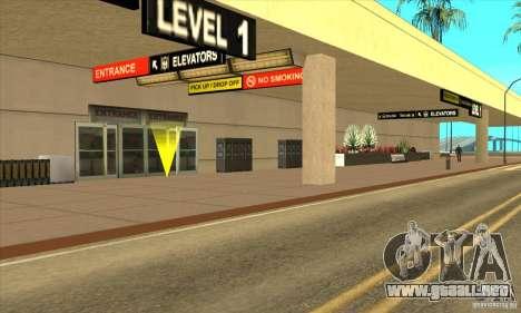 Vuelos en Liberty City para GTA San Andreas séptima pantalla