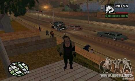 El empresario de pompas fúnebres de Smackdown 2 para GTA San Andreas sexta pantalla