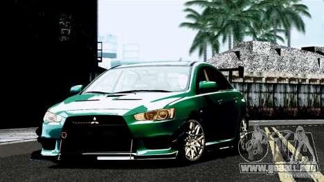 ENB By Wondo para GTA San Andreas sexta pantalla