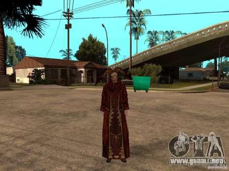 Actualizado Pak personajes de Resident Evil 4 para GTA San Andreas undécima de pantalla