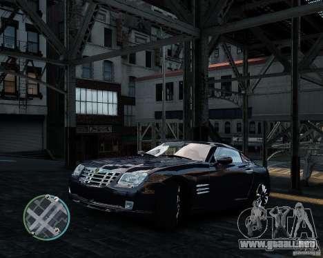 2007 Chrysler Crossfire para GTA 4