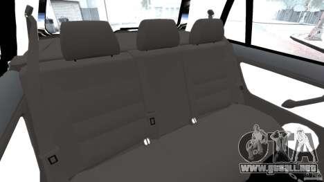 Volkswagen Golf Sportline 2011 para GTA 4 vista lateral
