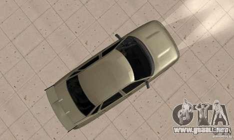 LADA 21103 v.1.1 para la visión correcta GTA San Andreas
