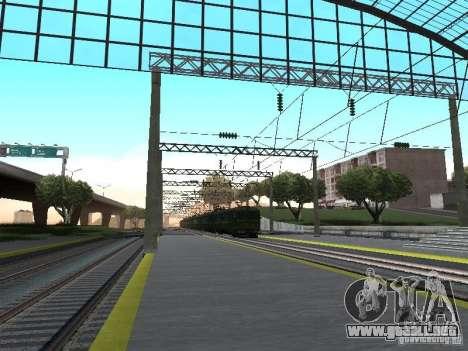 Red de contactos para GTA San Andreas séptima pantalla