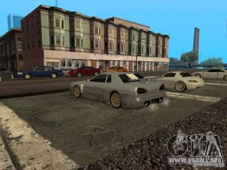 Elegy estándar para visión interna GTA San Andreas