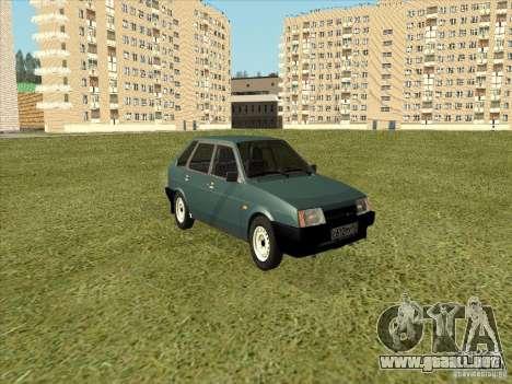 VAZ 2109 Final para GTA San Andreas