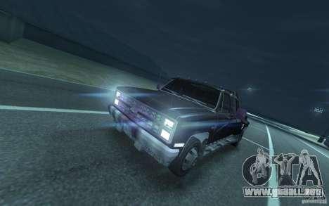 Chevrolet Silverado para GTA 4 left
