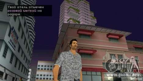 Caminar para GTA Vice City tercera pantalla