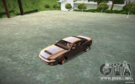ENB Black Edition para GTA San Andreas novena de pantalla