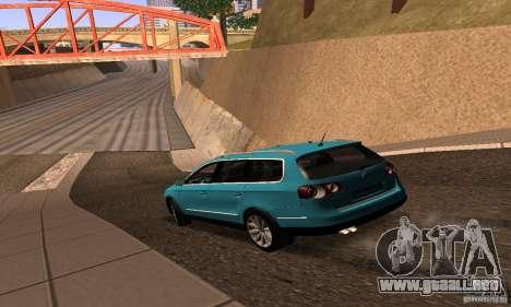 Grove Street v1.0 para GTA San Andreas octavo de pantalla
