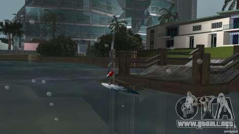 Windsurf para GTA Vice City vista lateral izquierdo