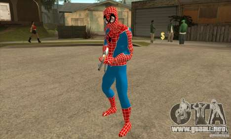 Spider Man From Movie para GTA San Andreas tercera pantalla