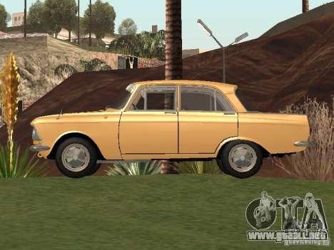 IZH 412 para GTA San Andreas left