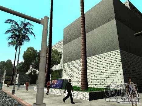 Todos Santos hospital para GTA San Andreas sexta pantalla