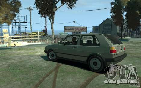 Volkswagen Golf II GTI para GTA 4 left