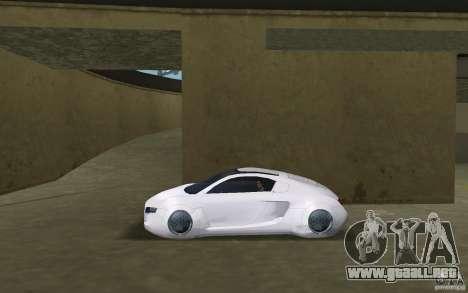 Audi RSQ concept para GTA Vice City left