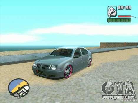 VW Bora Tuned para GTA San Andreas