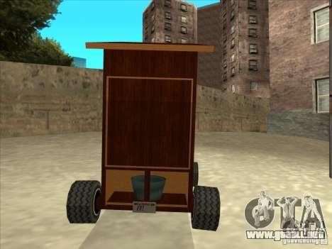 Santo Pooper (ocupado) para la visión correcta GTA San Andreas
