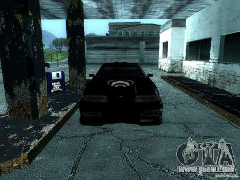 Vinilo gran Lou de Most Wanted para GTA San Andreas vista hacia atrás