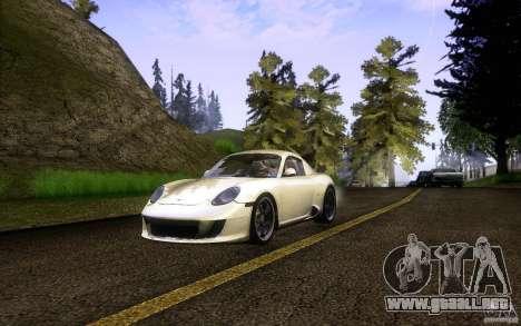 Ruf RK Coupe V1.0 2006 para GTA San Andreas