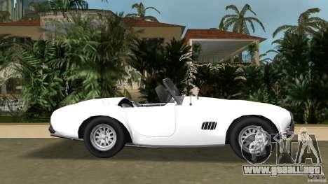 AC Cobra 289 para GTA Vice City left