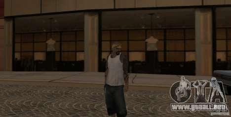 Skin Pack Vagos para GTA San Andreas tercera pantalla