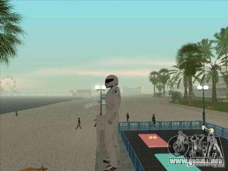 Stig para GTA San Andreas tercera pantalla