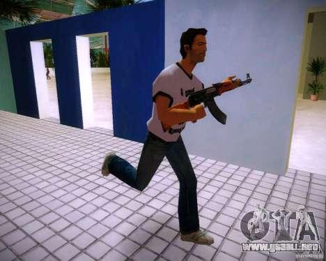 AK-47 para GTA Vice City