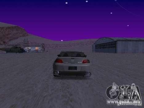 Mazda RX-8 Veilside para la visión correcta GTA San Andreas