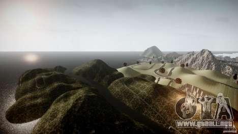Liberty Green para GTA 4 quinta pantalla