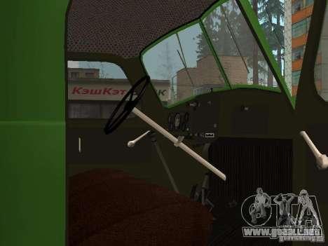 ZIL 164 para la visión correcta GTA San Andreas