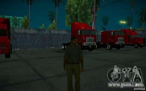 ENBSeries v1.0 por GAZelist para GTA San Andreas twelth pantalla