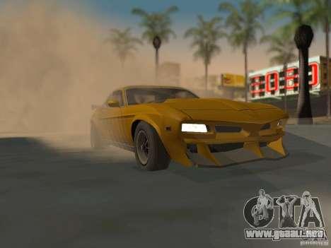 SPEEDEVIL from FlatOut 2 para la visión correcta GTA San Andreas