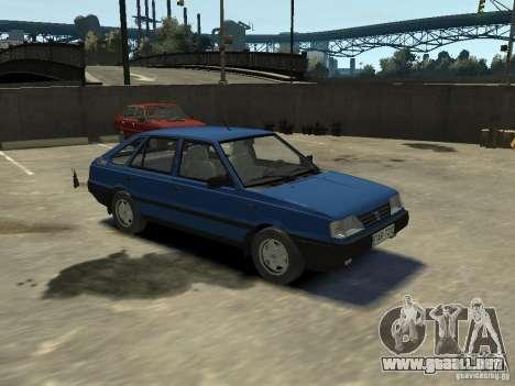 FSO Polonez Caro para GTA motor 4