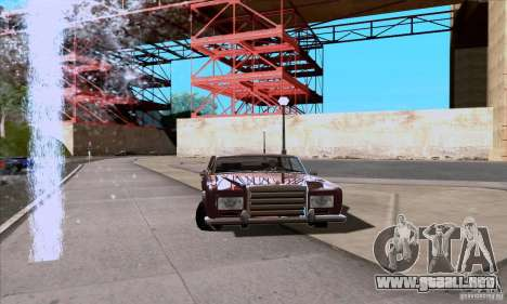 ENB Series v1.4 Realistic for sa-mp para GTA San Andreas quinta pantalla