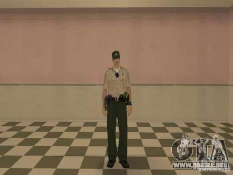 Los Angeles Police Department para GTA San Andreas tercera pantalla