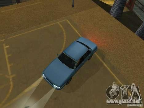 IVLM 2.0 TEST №3 para GTA San Andreas segunda pantalla