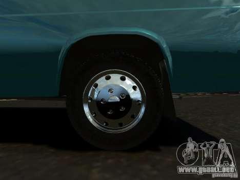 Daewoo Lublin 3 2000 para GTA 4 Vista posterior izquierda