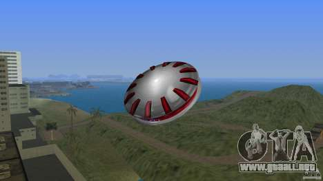 Ultimate Flying Object para GTA Vice City
