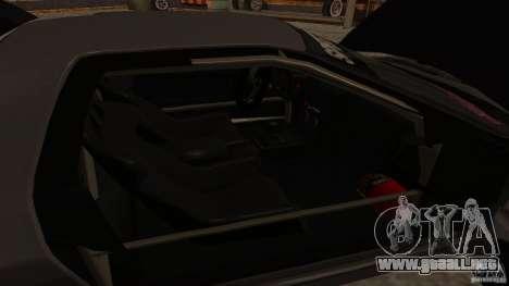 GTA Shift 2 Mazda RX-7 FC3S Speedhunters para visión interna GTA San Andreas