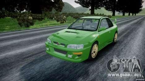 Subaru Impreza 22b 1998 (final) para GTA 4